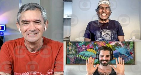 Larissa Manoela, Padre Marcelo Rossi e DJ Alok participam do Altas Horas