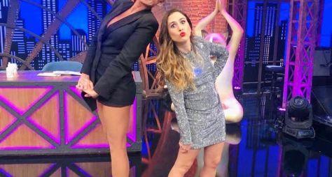 Entrevista de Xuxa no Lady Night irá ao ar em novembro no Multishow