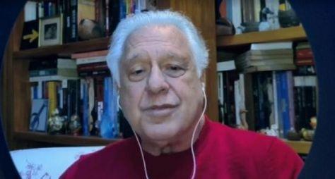 Antônio Fagundes é o próximo convidado do Papo de Segunda