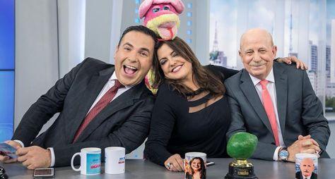 A Hora da Venenosa lidera e vence telejornal e filme da TV Globo