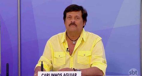 """SBT demite Carlinhos Aguiar, que participava do """"Programa Silvio Santos"""""""