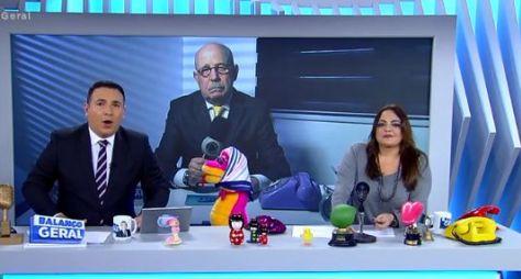 Hora da Venenosa lidera, mas Balanço Geral SP empata com o SBT