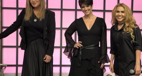 """Melhor Agora"": Mariana Godoy entrevista Cristiana Oliveira e Joelma"