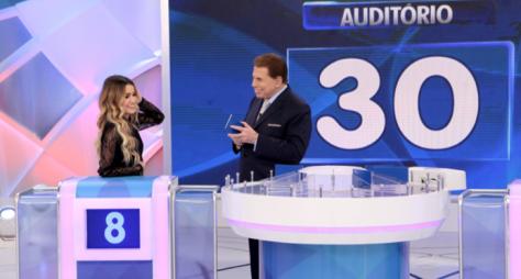 Programa Silvio Santos traz Manu Gavassi e Marthina Brandt no Jogo das 3 Pistas