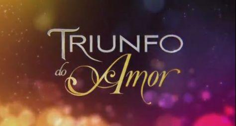 """""""Triunfo do Amor"""" será a próxima novela da tarde do SBT"""