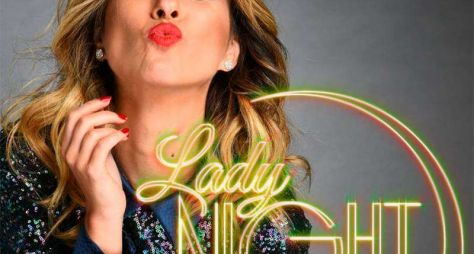 """Tatá Werneck recebeu o casal Klebber Toledo e Camila Queiroz no """"Lady Night"""""""
