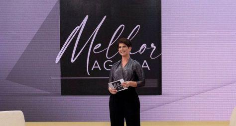 """""""Melhor Agora"""", apresentado por Mariana Godoy, fica atrás da RedeTV!"""