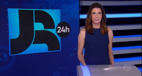 Edição da meia-noite do Jornal da Record fica 6 minutos na liderança