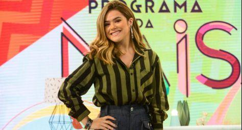 """Maisa Silva chora durante último dia de gravação do """"Programa da Maisa"""""""