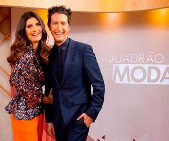 """SBT transforma o """"Esquadrão da Moda"""" em programa por temporadas"""