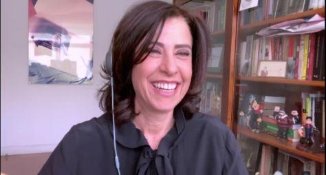 Em 2021, Fernanda Torres estará à frente de duas produções