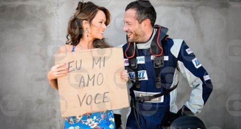 Haja Coração: Trapalhada de Tancinha prejudica Apolo em pista de corrida