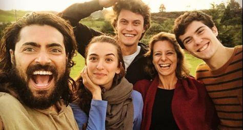 """Record TV retoma as gravações da novela """"Gênesis"""""""