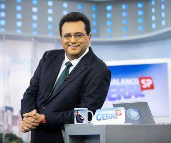 Record TV tem planos de programa noturno e diário para Geraldo Luís