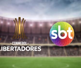 SBT garante o primeiro lugar com 21% de vantagem com transmissão da Libertadores