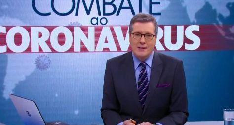 """""""Eles não tiveram interesse em cobrir o salário da CNN"""", diz Marcio Gomes"""