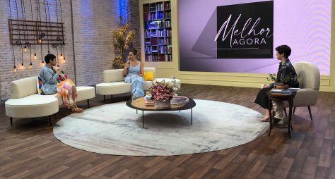 "Mariana Godoy recebe Carla Vilhena e Kell Smith no ""Melhor Agora"""