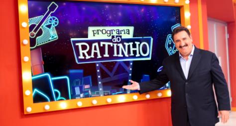 """Ratinho recebe Luciano Faccioli, Rafael Cortez no """"Resposta Premiada"""""""