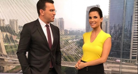 Sabina Simonato substitui Gloria Vanique na TV Globo