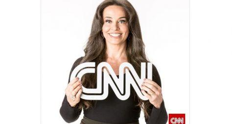CNN Brasil contrata a jornalista Carla Vinhena