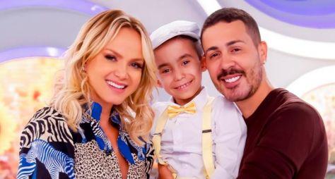 Eliana recebe Carlinhos Maia neste domingo (1º de novembro)