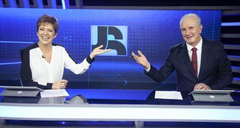 Com retorno de Celso Freitas, Jornal da Record assegura o segundo lugar