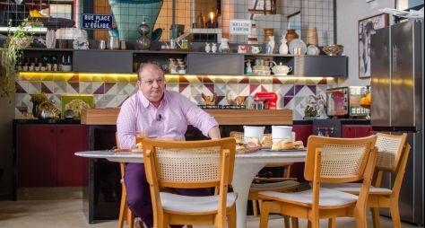 """Erick Jacquin vai atrás dos melhores sanduíches do país no """"Minha Receita"""""""