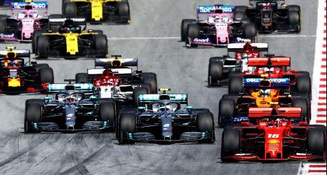 Em 2021, TV Cultura poderá transmitir a F1 com exclusivdade