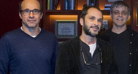 George Moura e Sergio Goldenberg escrevem série para o GloboPlay