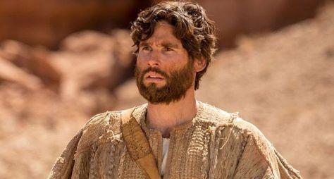 Novela Jesus bate recorde de audiência e é vice-líder absoluta