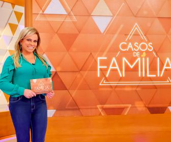 Casos de Família retorna às gravações nesta quinta-feira (29)