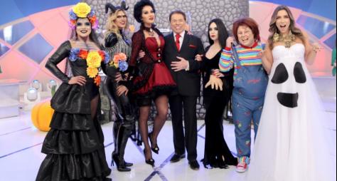 """""""Programa Silvio Santos"""" exibe participação de Maisa Silva e Fernandinho"""