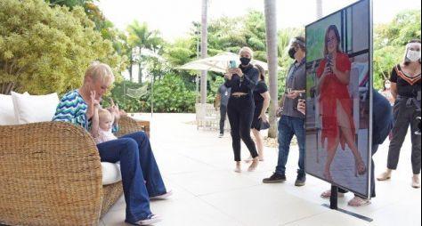 Xuxa será entrevistada pelo Fantástico