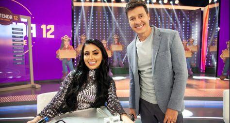 Sabatina com MC Mirella garante vice isolada para o Hora do Faro
