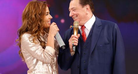 Danilo Gentili e Wanessa Camargo estão no Programa Raul Gil deste sábado (28)