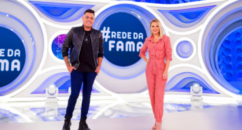 SBT: Eliana conta a história de Felipe Araújo