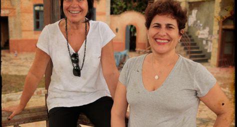 Thelma Guedes e Duca Rachid estão com um novo projeto bem encaminhado na Globo