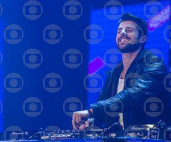 DJ Alok no 'Encontro' desta terça-feira