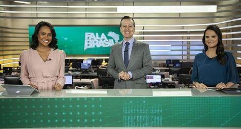 Apesar da baixa audiência, Fala Brasil conquista o segundo lugar em SP