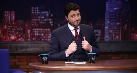 The Noite com Danilo Gentili registra sua pior média de audiência