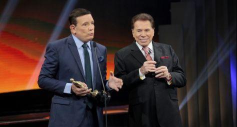 Roberto Cabrini apresenta uma reportagem especial sobre Silvio Santos