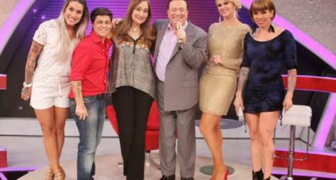 Raul Gil recebe Sonia Abrão e Chris Flores neste sábado (26)