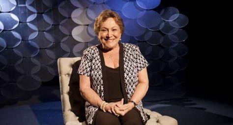 Emissoras de TV prestam homenagens à Nicette Bruno