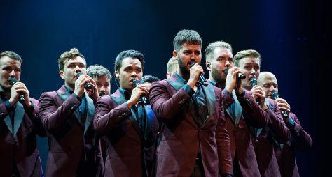 Band exibe apresentação inédita do grupo australiano The Ten Tenors nesta sexta
