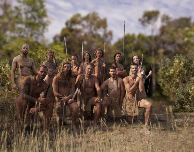 Largados e pelados a Tribo 5 - Largados e PeladosLargados