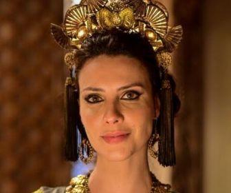 """Camila Rodrigues faz aulas de dança para personagem em """"Gênesis"""""""