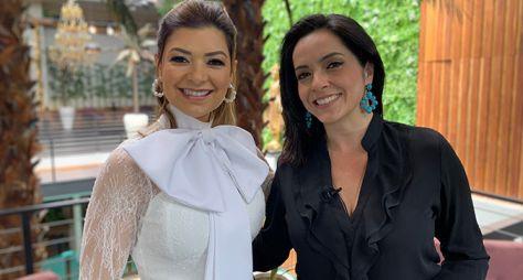 Izabella Camargo abre seu diário de vida em entrevista à Amanda Françozo