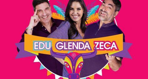 Edu Guedes, Glenda Kozlowski e Zeca Camargo comandam o Band Verão