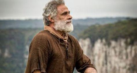 """Oscar Magrini sobre cena do dilúvio em """"Gênesis"""": 'Emocionante'"""