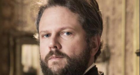 Selton Mello analisa os desafios de interpretar Dom Pedro II